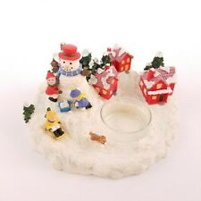 Pfaltzgraff The Snow Village Collection Scenic Village With Tealight