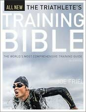 USED (VG) The Triathlete's Training Bible: The World's Most Comprehensive Trai