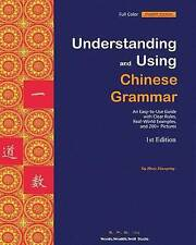 Understanding Using Chinese Grammar (an Easy-To-Use Guide wit by Xiaogeng Zhou