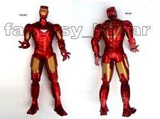 "2010 MARVEL Avengers IRON-MAN IRONMAN ACTION FIGURE 30 cm 12"""