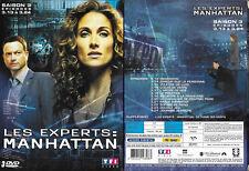 LES EXPERTS : MANHATTAN - SAISON 3 EPISODES 13 à 24 ( COFFRET 3 DVD) GARY SINISE