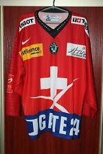Switzerland Suisse National Team 2008 2009 Hockey Rare Vintage jersey trikot