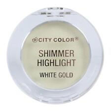 "City Color Shimmer Highlight ""White Gold"" W6424  0.075oz 2.10g"