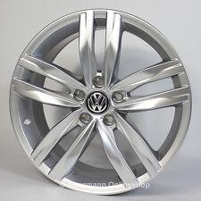 VW Volkswagen 5-Doppelspeichen Felgensatz Durban 18 Zoll Golf 7 6 5 VII VI V