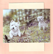 West Highland Terrier Notecards Note Card Time to Play Paul Doyle Pack of 5 f