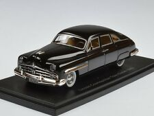 Neo Lincoln Cosmopolitan 4-Door 1949 Black 1:43 47010