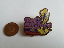 Disney Pin Badge Beauty and the Beast Lumiere Hong Kong Exclusive