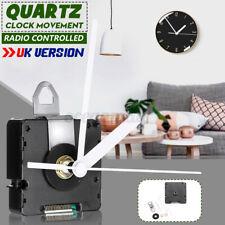 MSF Time Atomic Radio Controlled Silent Quartz Clock UK Movement DIY Kit White