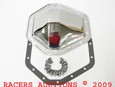 Corporate 14bolt Chrome Differential Cover Kit Chevy 3/4 & 1-TON Truck 73-95