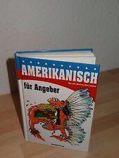 """BUCH """"AMERIKANISCH für Angeber"""" Drews / Lauer NEUWERTIG gebunden WELTBILD Verlag"""