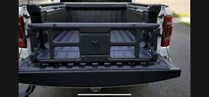 Black Truck Bed Tailgate Extender - RAM 1500