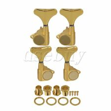 Gold J OR Electric bass Tuners Machine Heads Tuning Pegs 2L+2R