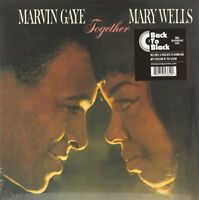 Together  Marvin Gaye and Mary Wells Vinyl Record