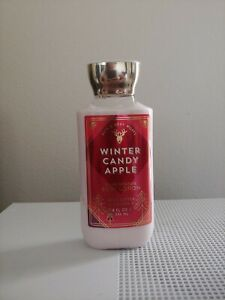 Bath and Body Works Winter Candy Apple Holiday Edition Body Lotion 8oz