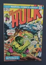 INCREDIBLE HULK #180 • VG/FN OR BETTER • 1ST WOLVERINE CAMEO • MVS INTACT