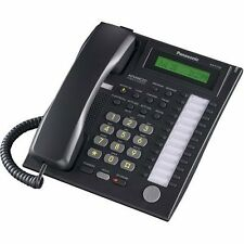 "Panasonic KX-T7731 Black Telephone V.4 ""New in Factory Box"""