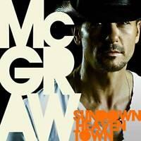 Sundown Heaven Town - Audio CD By Tim McGraw - VERY GOOD