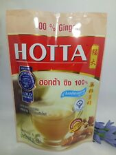 HOTTA 100% Instant Ginger Powder No Sugar natural-fresh Relieve cold symptoms