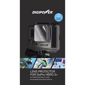 DigiPower - Lens Protectors for GoPro HERO3+ / GoPro HERO4 (12-Pack)