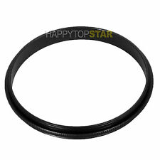 49-49mm 49mm - 49mm Double male to male coupling Ring Adapter for Filter CPL UV