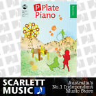 AMEB P Plate Piano Book One / 1 Sheet Music, Elissa Milne *BRAND NEW*