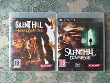 Silent Hill homecoming + Silent Hill downpour Pal  España PS3