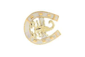 Men Silver Metal Belt Buckle Horseshoe Western Fashion Gold Scorpion Biker Style