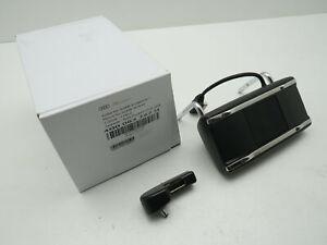 Original Halterung DVD Player mit Adapter Infotainment Audi A4 A6 4F A7 Q3 Q5 Q7