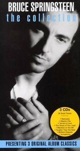 Bruce Springsteen : The Collection Vol. 1 3CD Box Set *NR MINT* FREEUK24HRPOST!!