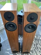 More details for pmc twenty 23 floorstanding speakers - pristine, boxed with grilles & spikes