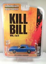 Greenlight 1:64 Hollywood Kill Bill Vol. I & Ii 1971 Dodge Charger