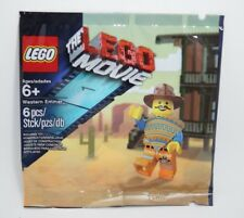 Lego Western Emmet The Lego Movie Polybag 5002204 - NEW RARE RETIRED