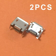 2x JBL Pulse 2 Bluetooth Wireless Speaker Micro USB Charging Port Dock Connector