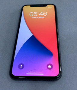 Apple iPhone X 64GB Space Grey Unlocked Our Ref: TRG91822
