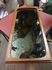 "Vintage Mid century ""made In Denmark Mirror "" For Restoration"