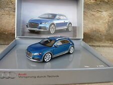 Audi Allroad shooting brake concept to the 1/43 from Looksmart
