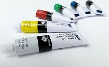 Acrylic Paint Set of 6 21ml tubes Assorted Colour Painting Art