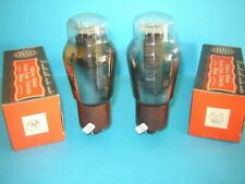 1x valvola raddrizzatrice Brimar 5R4GY nuova e  provata. Tube lampe Röhre. NOS