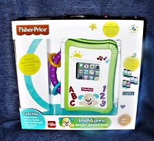 NEW Fisher-Price Laugh & Learn Apptivity & Storybook Reader iPhone /iPod Devices