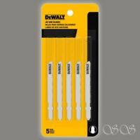 "DEWALT, 3"" 24 TPI Thin Metal Cut Cobalt Steel T-Shank Jig Saw Blade"