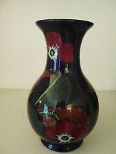 Decoro pottery vase with floral decoration  17/37