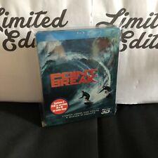 POINT BREAK -blu ray-STEELBOOK-versione 2d+3d-limited edition