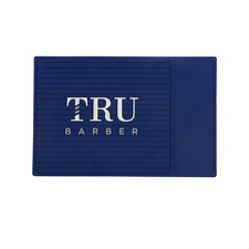 TRUBARBER Organizer Small Mat blue 13 x 9 inches