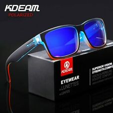 Revamp Of Sport Men Sunglasses Polarized KDEAM Shockingly Colors Sun Glasses