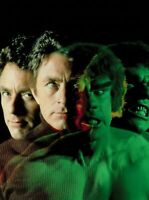 The Incredible Hulk - BILL BIXBY LOU FERRIGNO 8x10 TV SHOW Photo