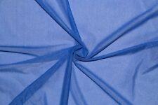 Lilac Power Mesh 4 Way Stretch Nylon Lycra Spandex Dance Swimwear Fabric BTY