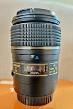 Tamron SP 90mm f/2.8 Di Macro Autofocus Lens for Canon EOS for Canon EF Mount +