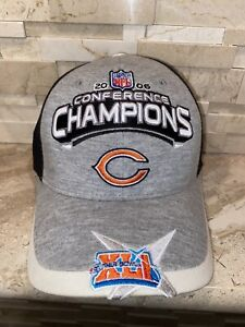 Chicago Bears 2006 Conference Champions Hat Reebok