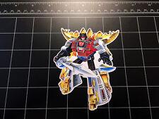 Transformers G1 Snarl box art vinyl decal sticker Autobot dinobots 1980's 80s