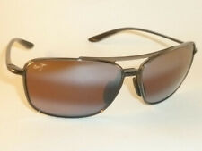 dc72ae1f52db2 Authentic Polarized MAUI JIM KAUPO GAP Sunglasses Smoke Grey R437-11 Rose  Lens